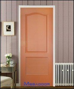 Cửa gỗ công nghiệp HDF là dạng cửa gỗ công nghiệp được làm từ các tấm HDF và được sơn giả vân gỗ, tạo cho cửa hoàn toàn giống với ...