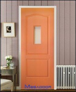 Cửa gỗ HDF và cửa gỗ MDF đều có 2 chủng loại là sơn màu và vân gỗ, vì thế tùy nhu cầu mà quý ... Cửa gỗ công nghiệp HDF Veneer từ hệ thống Mega Door