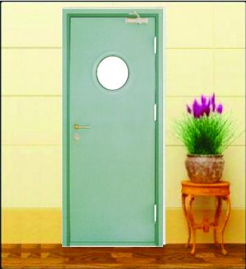 CỬA CHỐNG CHÁY AN TOÀN MEGA DOOR