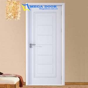 cửa gỗ màu trắng lên ngôi