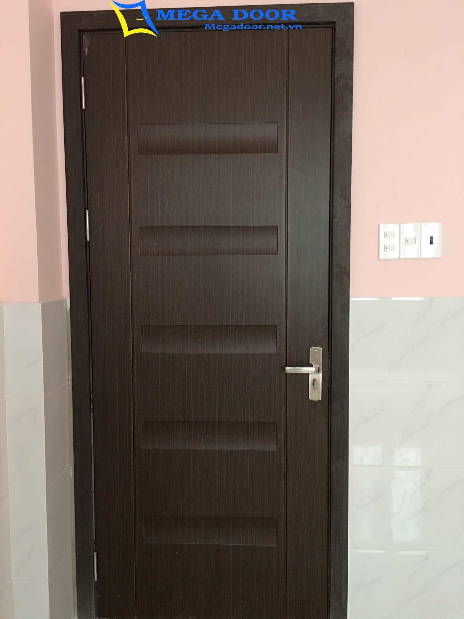 Cửa ABS megadoor Đỗ Xuân Hợp