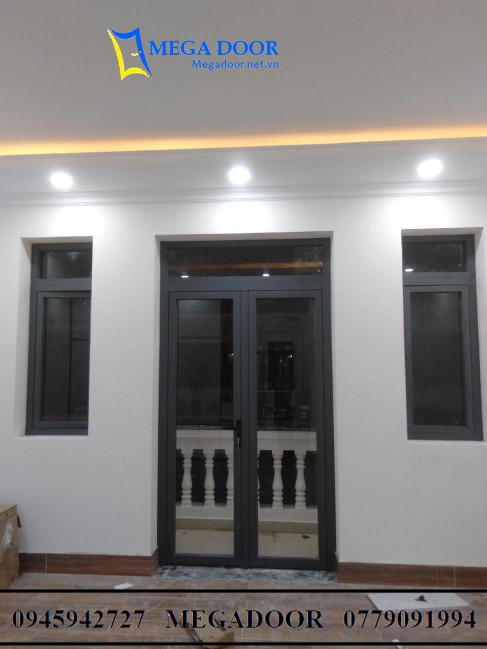 Cửa Nhôm Kính Xingfa Quảng Đông