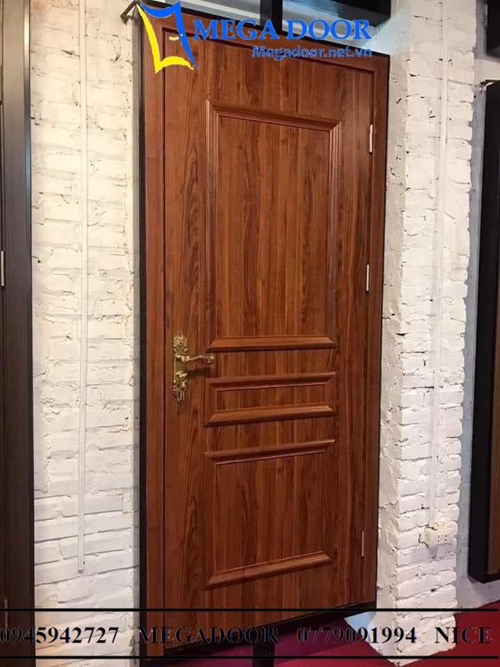 Cửa Composite Sơn Vân Gỗ