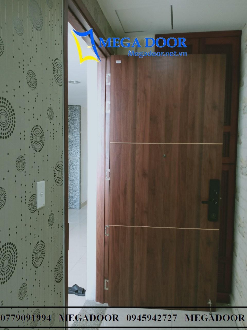 Cửa gỗ Công Nghiệp WBP phủ LAMINATE