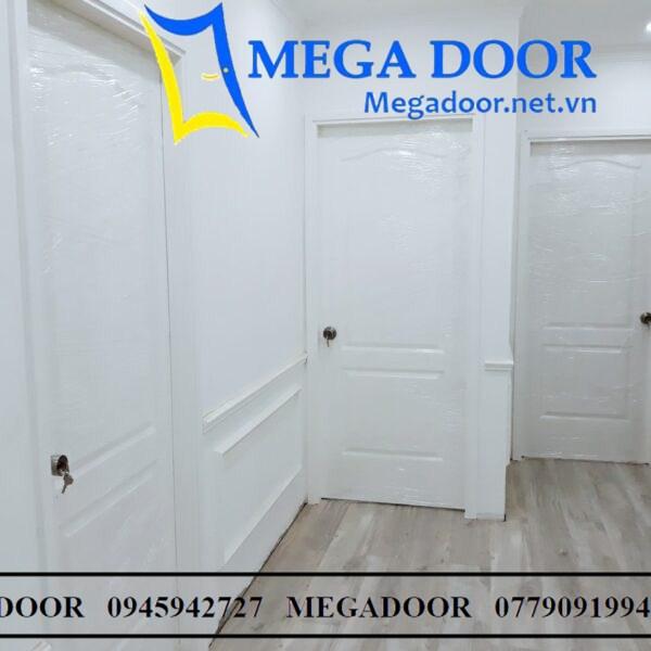 Những mẫu cửa màu trắng đẹp
