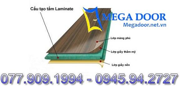Cửa gỗ MDF Laminate là gì