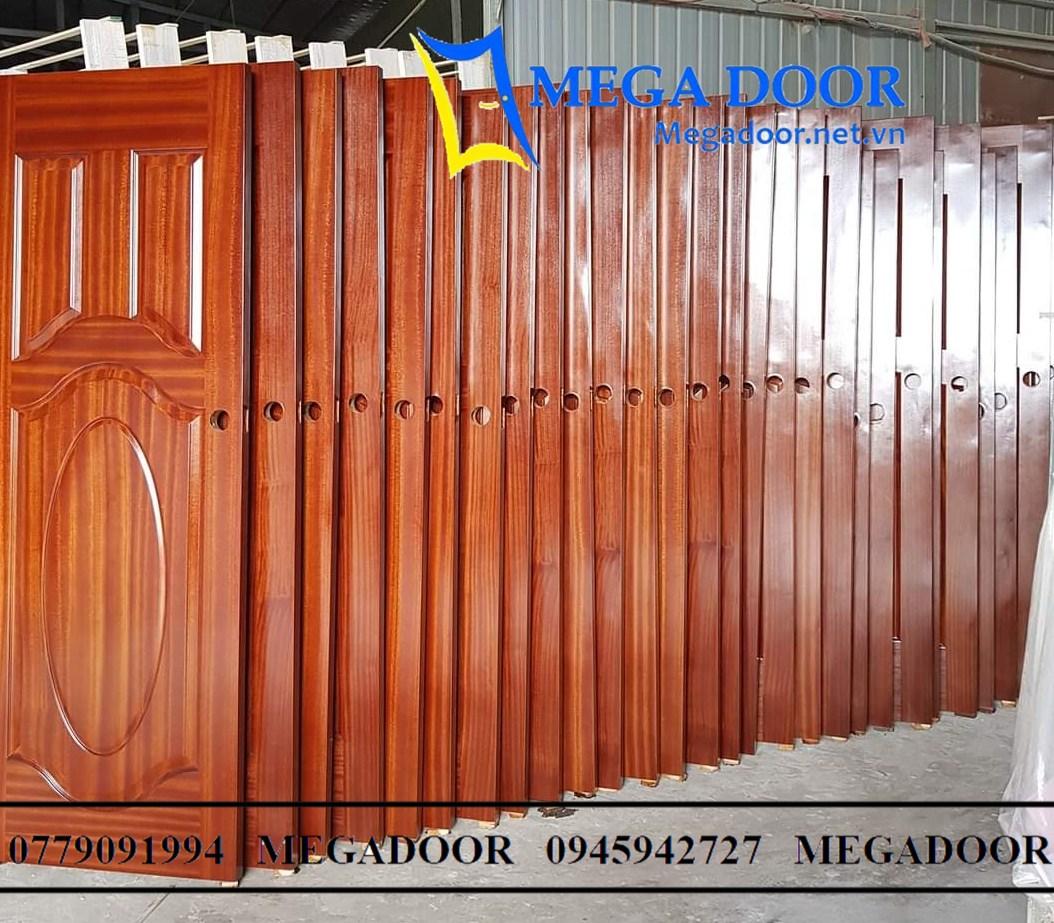 Cửa gỗ HDF Veneer là gì